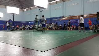 Kevin sanjaya Trick - Copy Badminton Trick