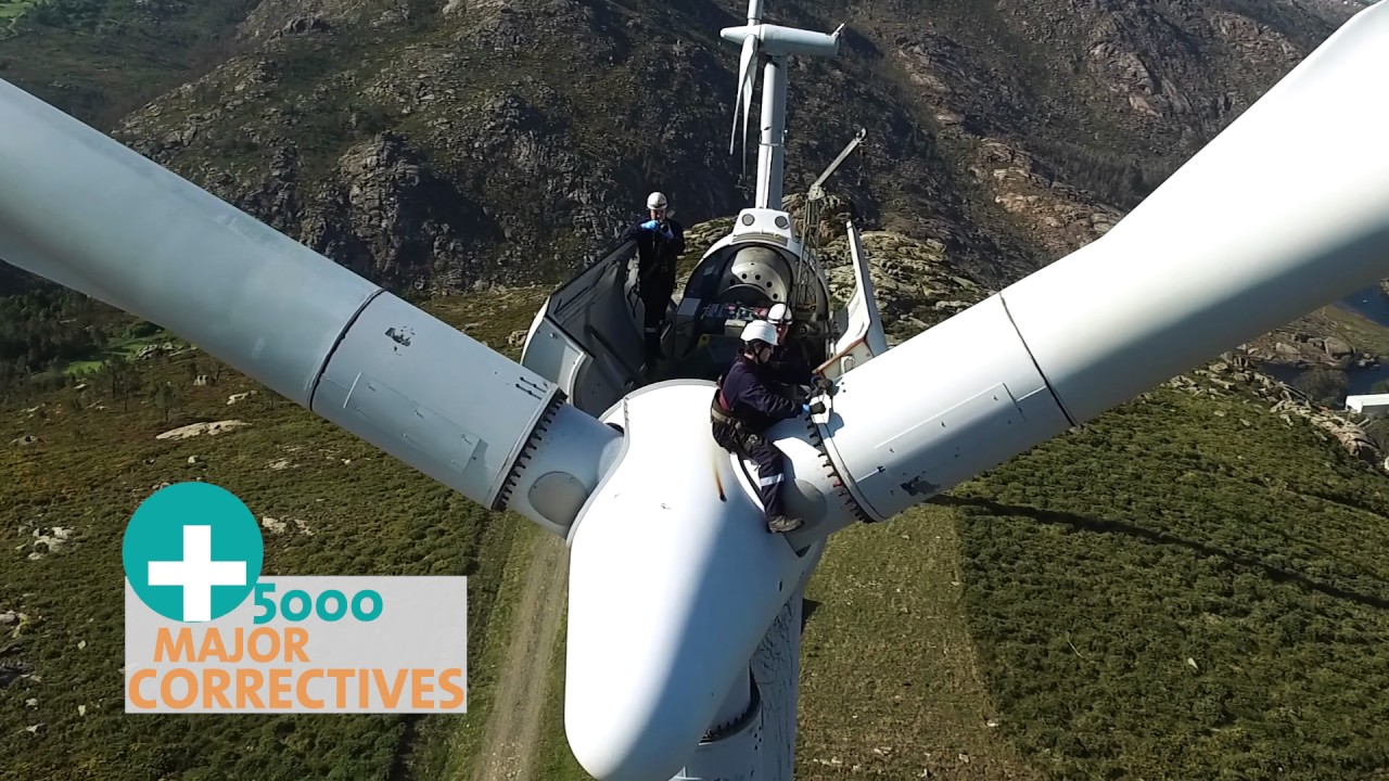 EROM, specialists in operation and maintenance of renewable energy assets