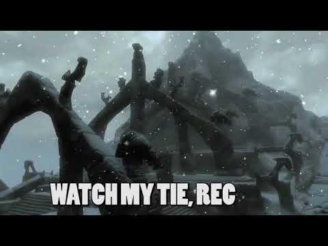 Skyrim Trailer - Misinterpreted Lyrics FULL VIDEO HD