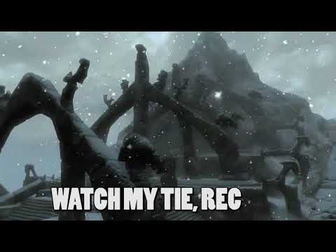 Skyrim Trailer - Misinterpreted Lyrics FULL VIDEO HD