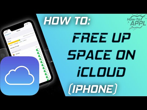 HOW TO: Free Up Space on iCloud (iPhone & iPad)