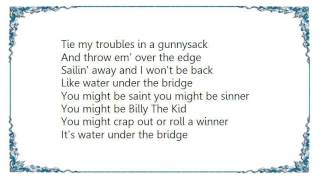 Watch Guy Clark Water Under The Bridge video