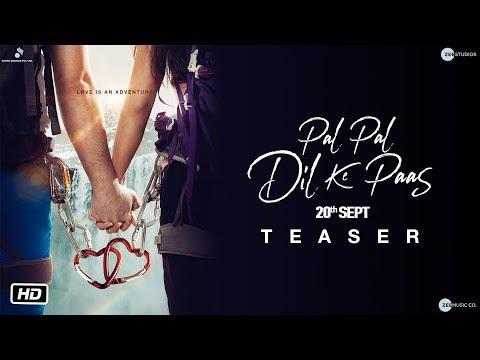 Karan Deol debut   Pal Pal Dil Ke Paas teaser: Shah Rukh Khan, Priyanka Chopra and Karan Johar send love and luck to Karan Deol   Entertainment News
