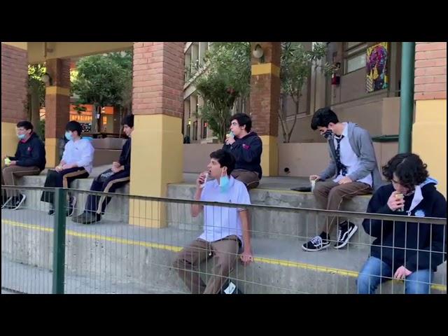 Primer Día de Clases Back to School - Pumahue Peñalolén