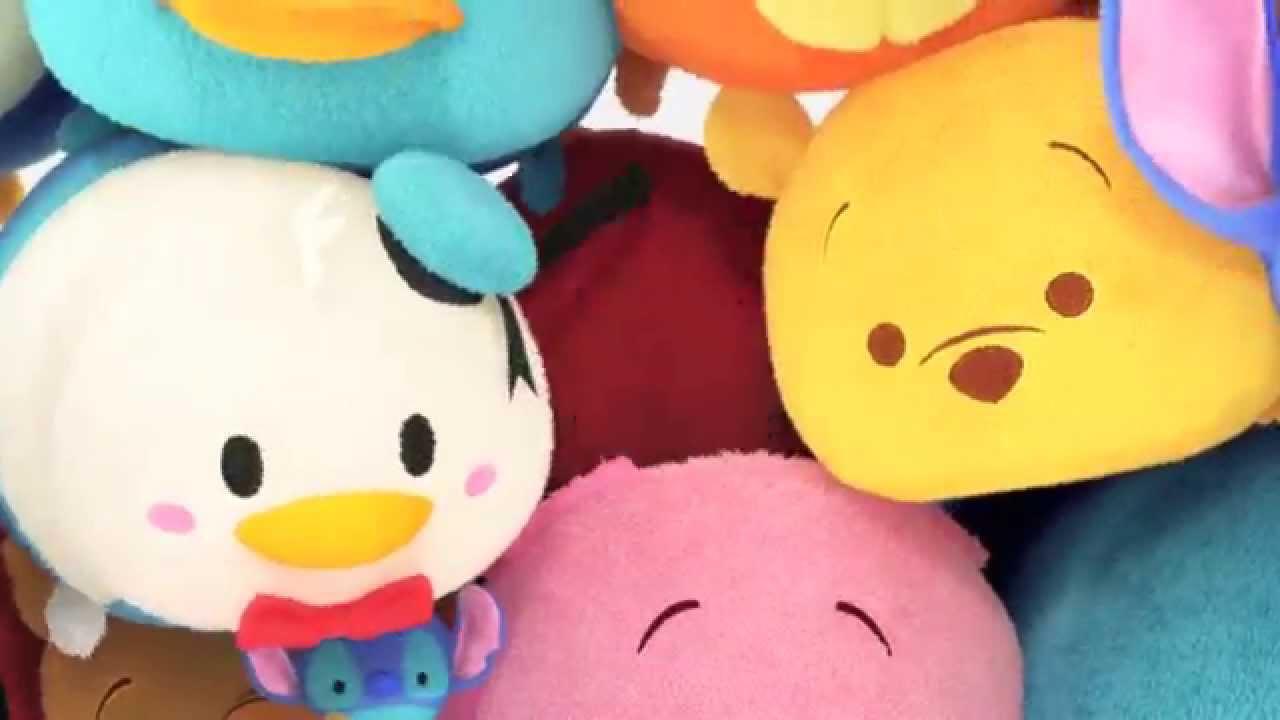 Disney Tsum Tsum Para Colorear Donald Tsum Tsum