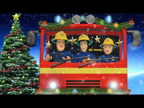 Fireman Sam New Episodes | Christmas SPECIAL 🎁  Let it snow! | Avalanche Alarm 🎄 Kids Movies