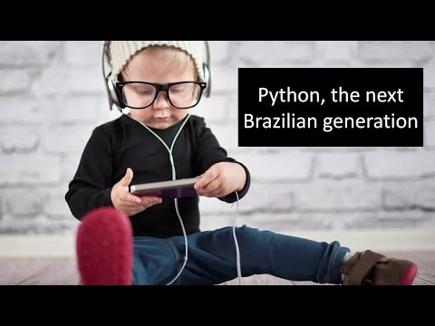 PyCon Ar 2014 - Fernando Masanori Ashikaga - La próxima generación Python Brasileña