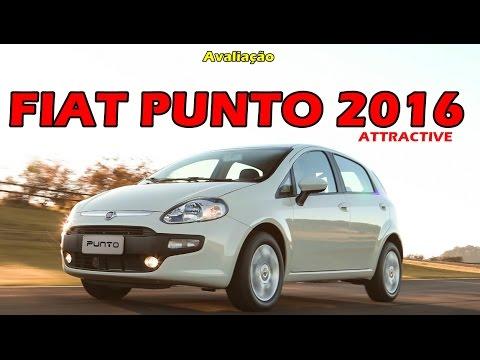 Zipp car conheceu o fiat punto attractive 2016 por for Fiat attractive 2016