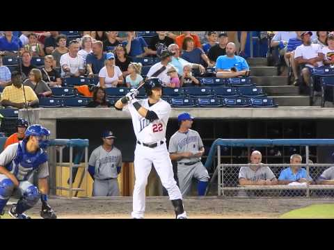 Orioles Prospect Christian Walker Batting HD