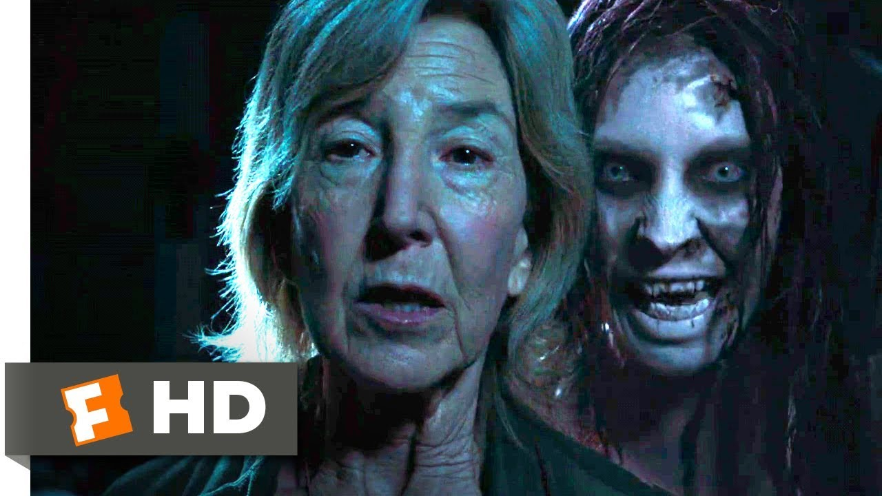 Insidious The Last Key 2018 It S Right In Front Of You Scene 1 9 Movieclips Youtube