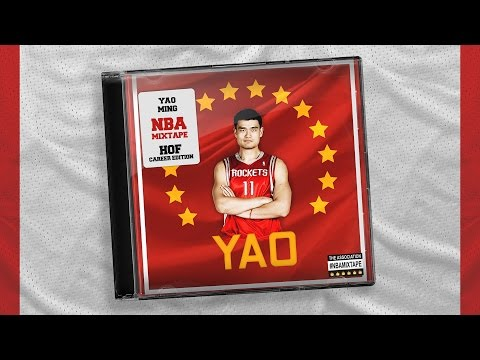 Yao Ming's Ultimate Career Mixtape!