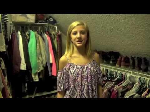 Paige Hyland's Closet Tour