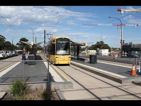 ADELAIDE Trams NOV 2013