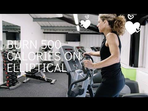 Elliptical Workout Plan: How to Burn 500 Calories on Elliptical