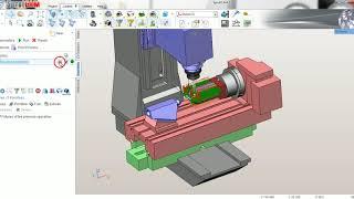 SprutCAM 4th axis rotary machining
