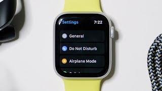 Unbelievably Useful Apple Watch Settings (watchOS 6)