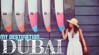 my destination - Dubai, UAE《Day 2》ドバイ, アラブ首長国連邦 (travel vlog)