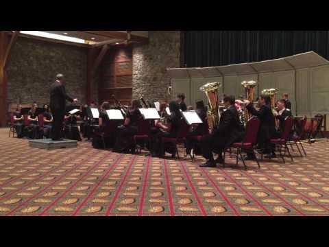 2017 Smoky Mountain Music Festival - Wind Ensemble - Inglesina - 4/28/17