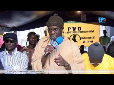 Le PVD pour un nouveau type de député
