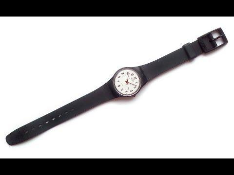 Бренд swatch появился на рынке как ответная реакция на увеличение популярности японских часов.
