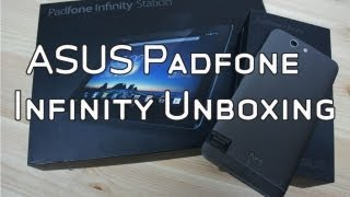 ASUS Padfone Infinity Unboxing