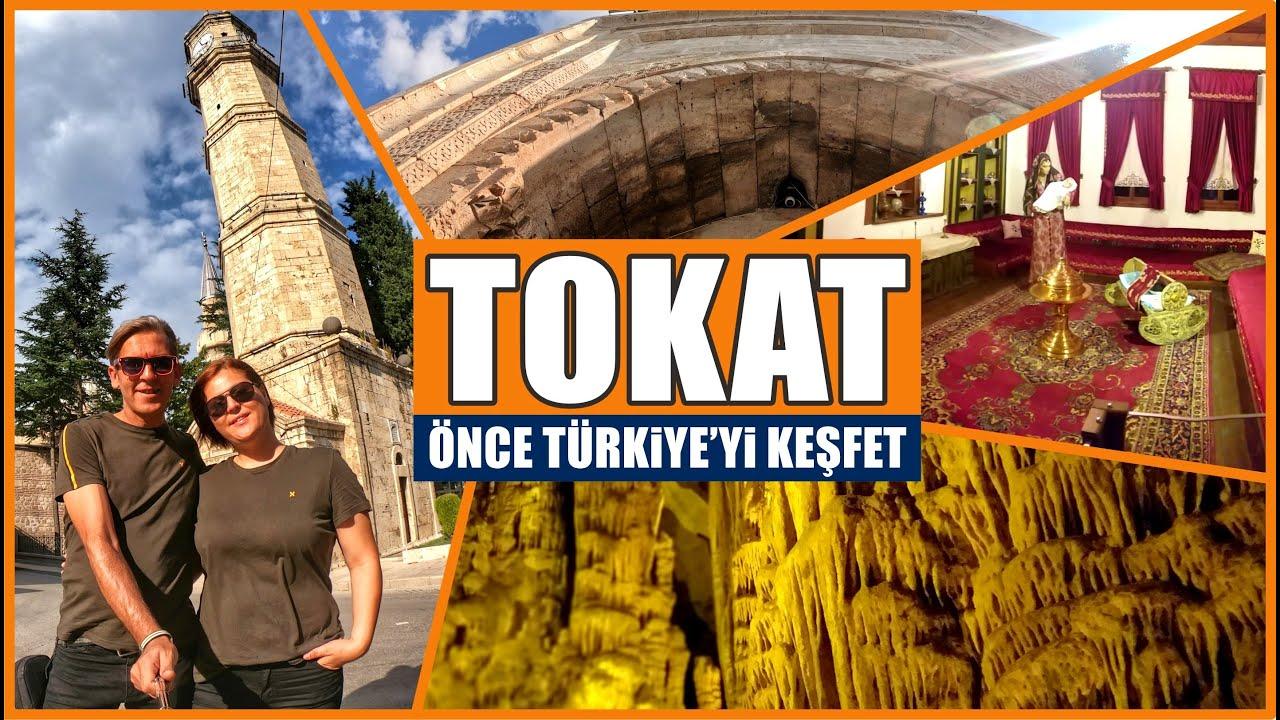 VENİ VİDİ VİCİ (Tokat'ta Gezilecek Yerler - Places to Visit in Tokat. Turkey Vol1)