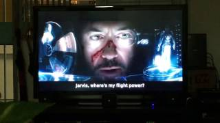 IRON MAN 3 Sound Test!! Use Headphone for better listening experience