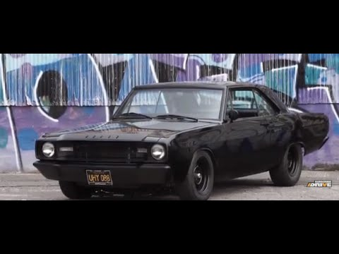 A Dodge Dart With Identity Big Muscle Youtube