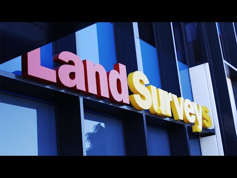 Land Surveys Corporate Video