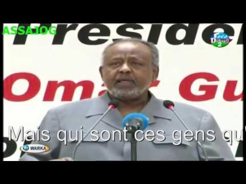 Djibouti a vous de juger: Les relations entre Djibouti et la France sont-elles bonnes ?