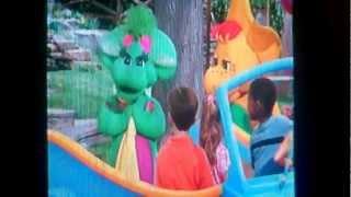 Barney- Raindrops, Gumdrops Song