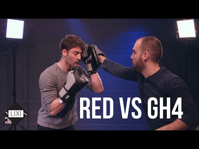 Red VS GH4: How to make the GH4 look like the RED Epic