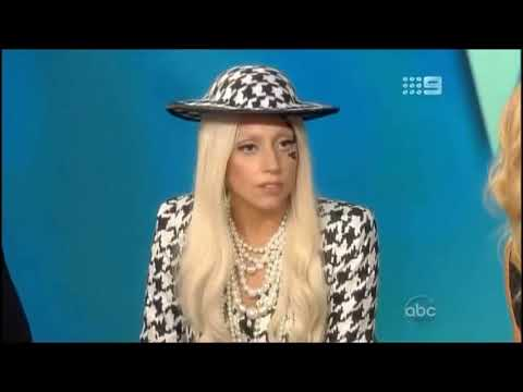 Lady Gaga talks about Amy Winehouse and drug addiction (2011)