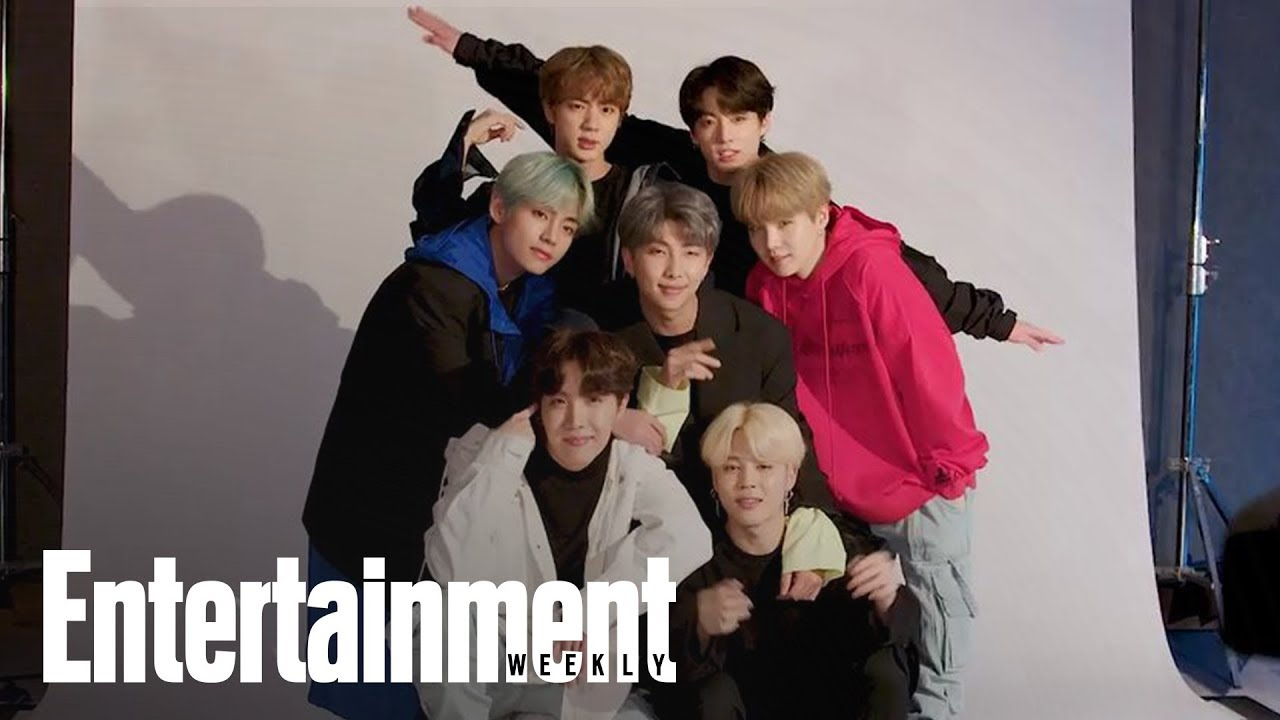 BTS: The K-pop Group Dish On Their Favorite Dance Moves, Nicknames & More | Entertainment Weekly