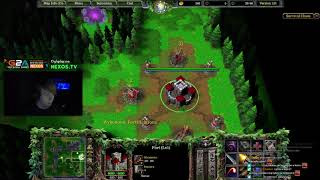 SURVIVAL CHAOS NA WARCRAFT 3 REFORGE!
