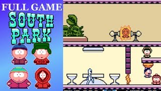 South Park (Unreleased Gameboy Color Prototype) - Full Game