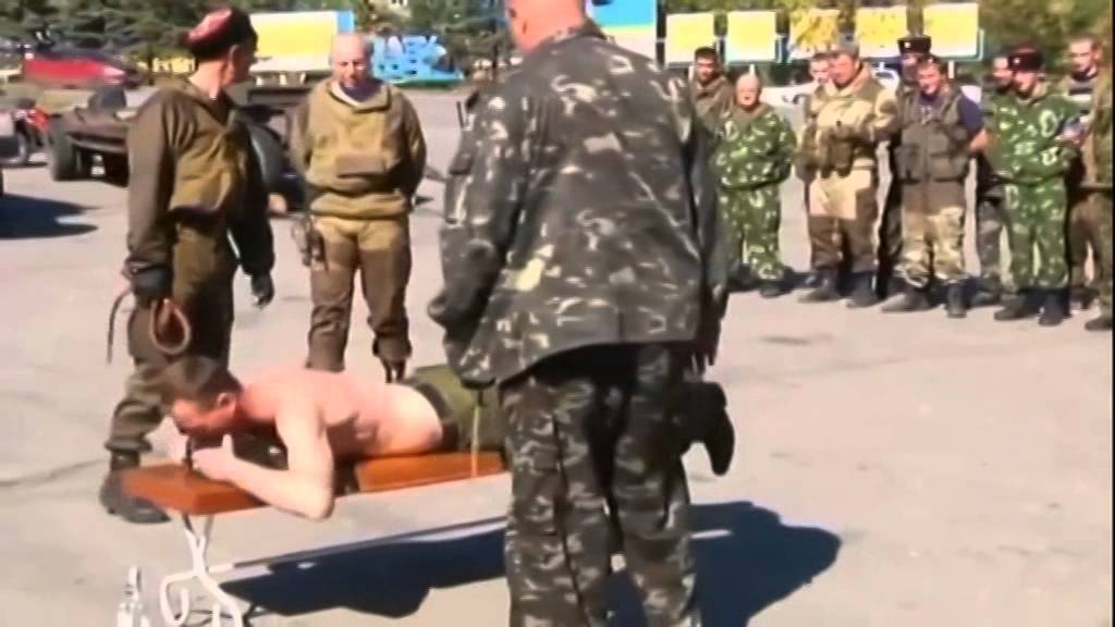 Video flogging in the army