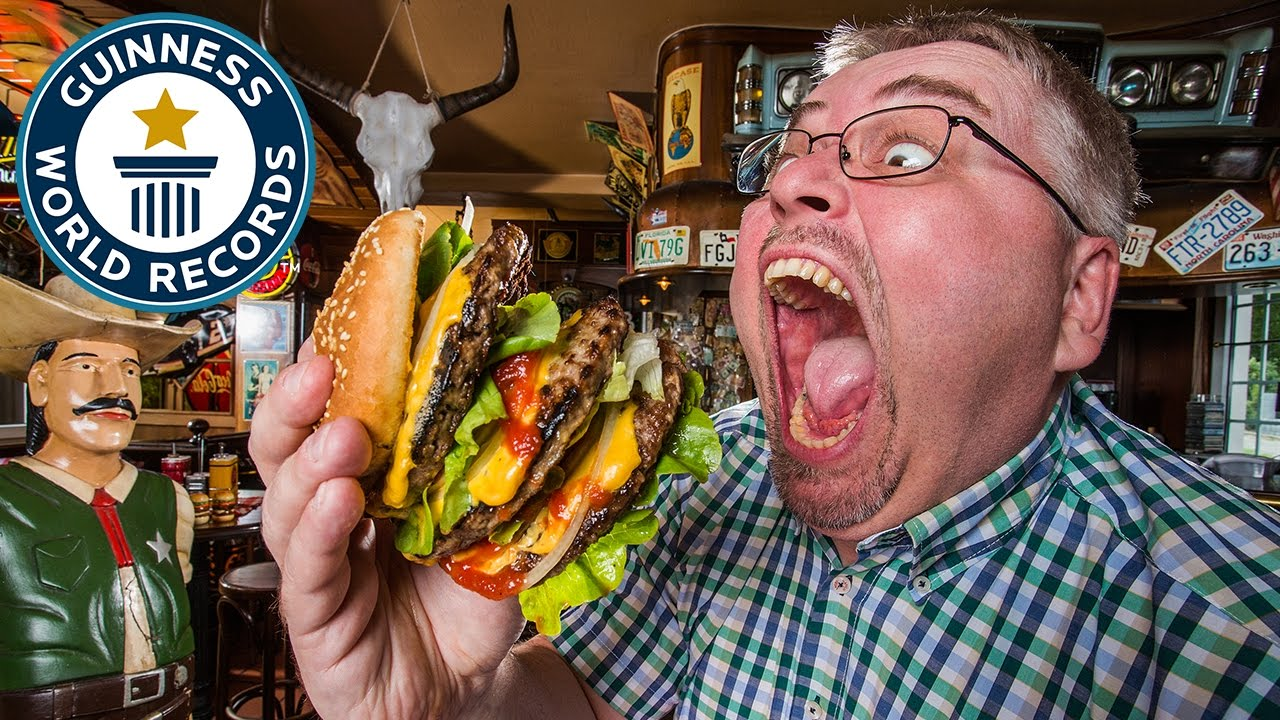 Largest Mouth Gape - Guinness World Records - YouTube