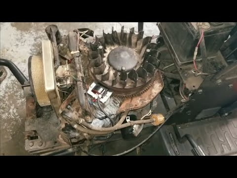 Kohler Command 25hp Carburetor cleaning troubleshooting repair
