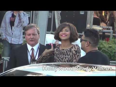 Zendaya Stuns at The 2012 American Music Awards at LA Live!