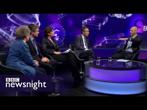 Budget 2017: The big debate - BBC Newsnight