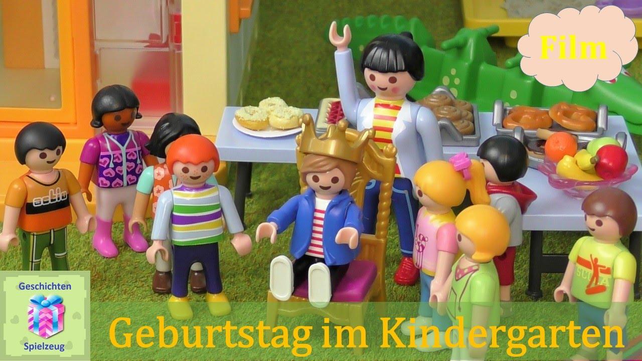 Playmobil Geburtstag