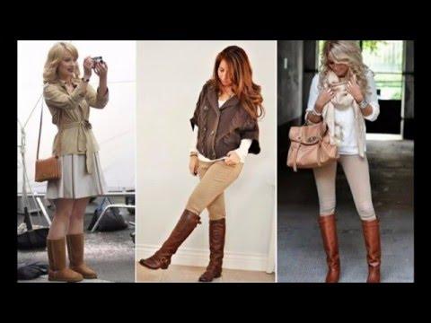 Combinacion de ropa beige