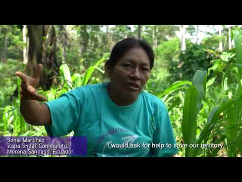Makana: women in the frontlines fighting the extractive industry and climate change (Ecuador) Part 6