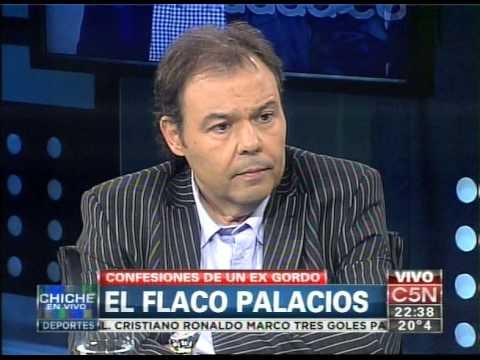 C5N - SALUD: EL FLACO PALACIOS