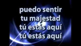 Tu Estas Aquí Pista Letra Marcela Gandara Jesus Adrian Romero