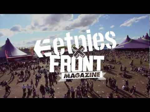 Etnies X Front Magazine: Groezrock Belgium 2012