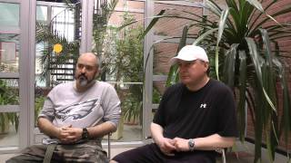 Интервью тренеров сборной России по американскому футболу.