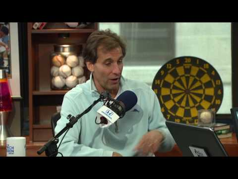 "Host Chris Russo of SiriusXM's ""Mad Dog Unleashed"" on Christian Hackenberg & Jets - 5/8/17"