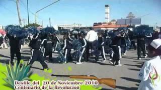 Francisco I Madero Coahuila - Desfile Centenario de la Revolución